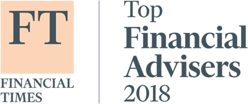 Financial Times Top Advisers 2018 logo